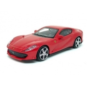 Miniatura Ferrari 812 Superfast Race & Play 1/43 Bburago
