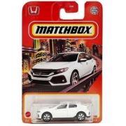 Miniatura Honda Civic Hatchback 2017 1/64 Matchbox