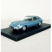 Miniatura Jaguar E-Type 1/24 Whitebox