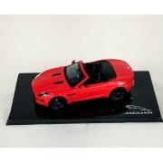 Miniatura Jaguar F-Type V8 S Vermelho 1/43 Ixo
