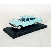 Miniatura Plymouth Savoy 1959 1/43 Whitebox
