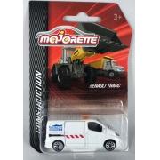 Miniatura Van Renault Trafic Construction Service 1/64 Majorette