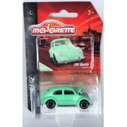 Miniatura Volkswagen Fusca Vintage 1/64 Majorette