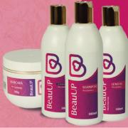 Kit Pos-Quimica Beau UP 300 ml com Leave-n