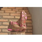 Destroyer Goyazes Tabaco/Pink 181001