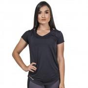 Blusa Fitness Graphite - Preto