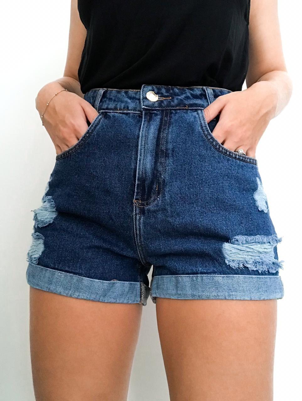 Short Mom Premium Jeans