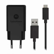 CARREG. PARED TURBO + CABO MICRO USB JE