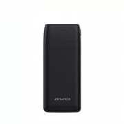 POWER BANK DUAL USB P66K 20000 PRT AWEI