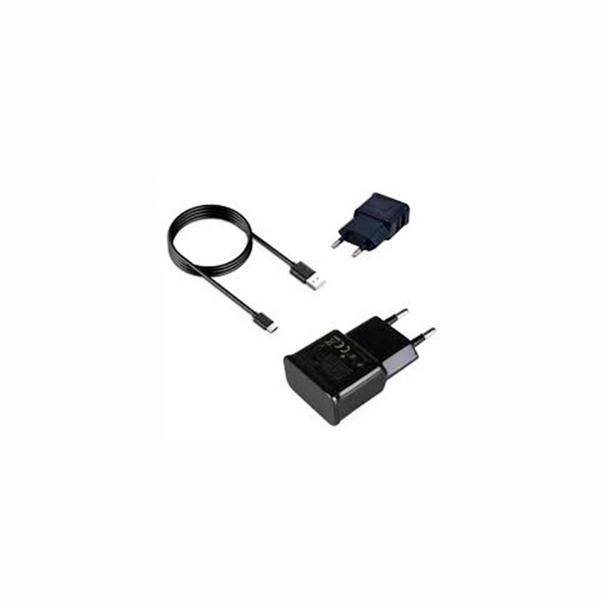 CARREGADOR USB P/ CELULAR 2.1A PRETO