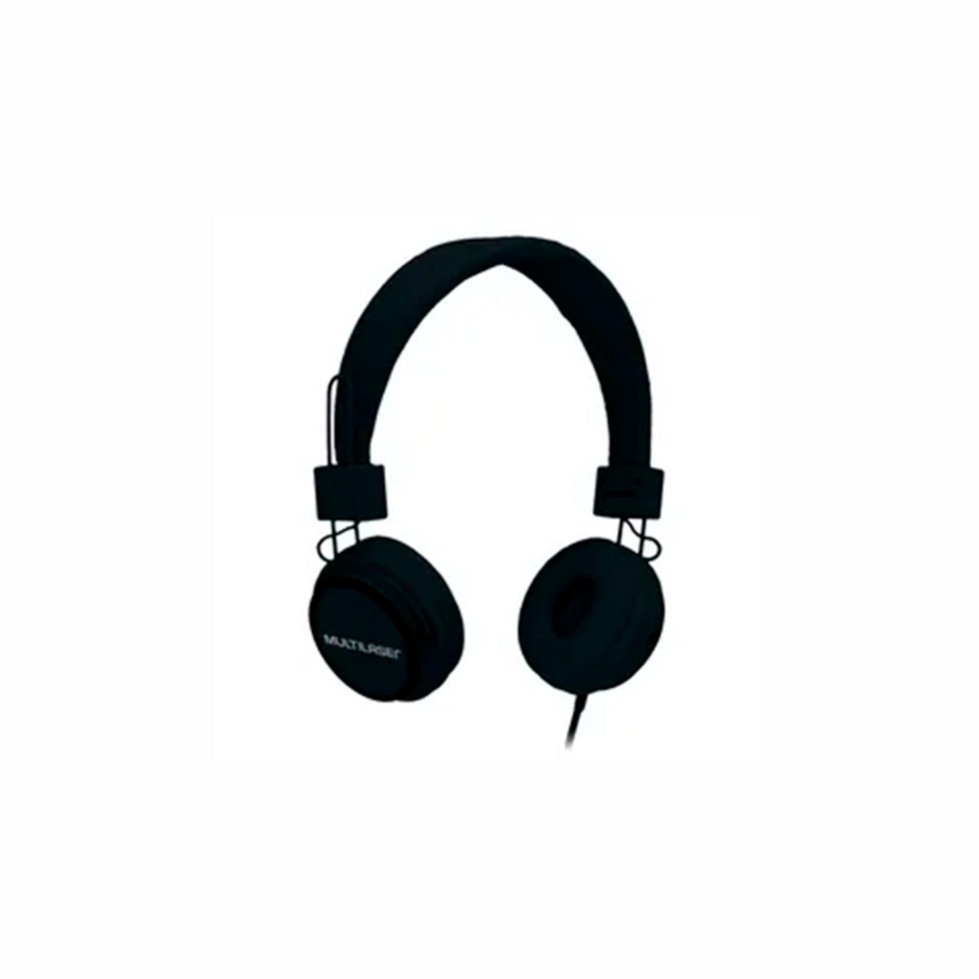 FONE HEADPHONE FUN PH115 PRETO MULTILASE