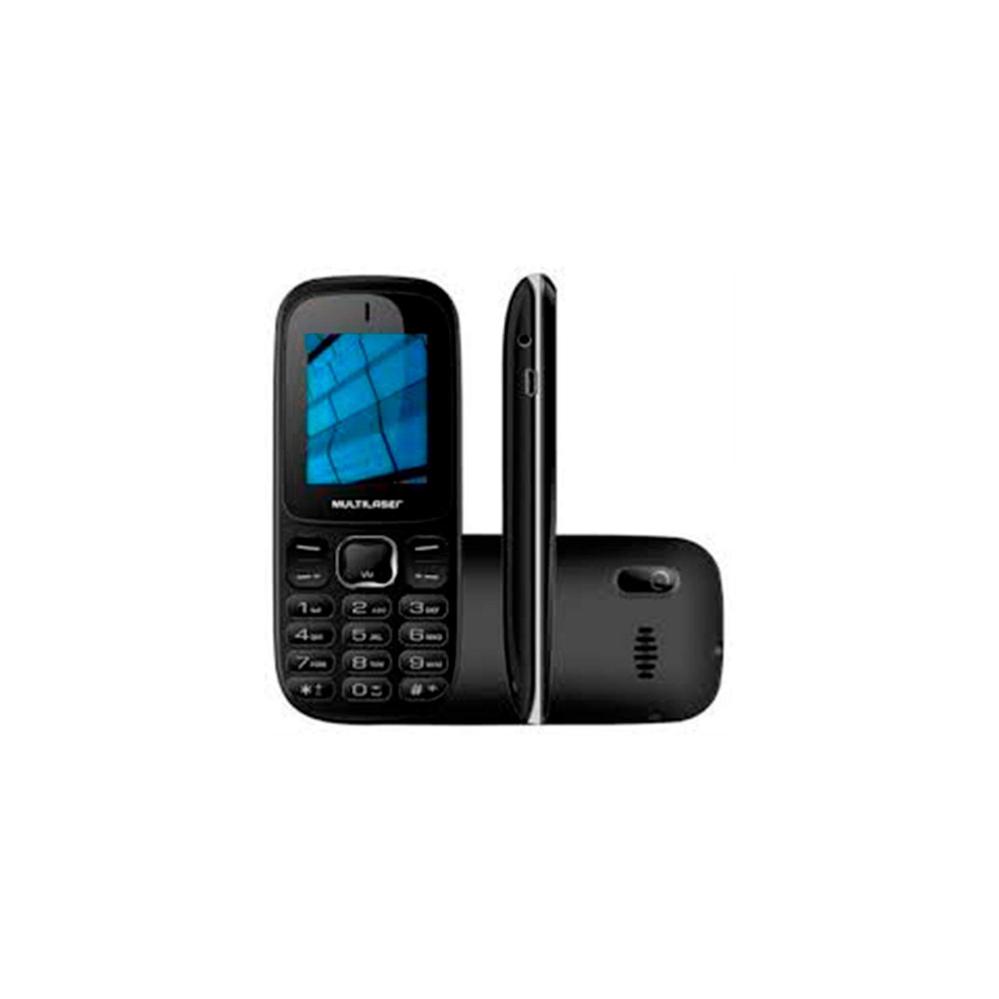 MULTILASER P9017 UP DUAL 3G PRETO MM