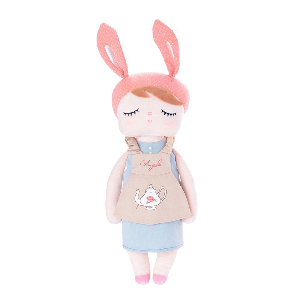 Boneca Metoo Angela Doceira Bunny Rosa