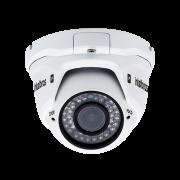 Câmera IP dome varifocal