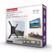 Suporte Fixo para Tv's 10 até 40 polegadas Mod. SBRP 110