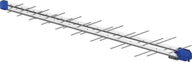 Antena Log Proeletronic