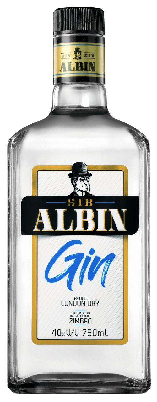 Gin Sir Albin 750ML