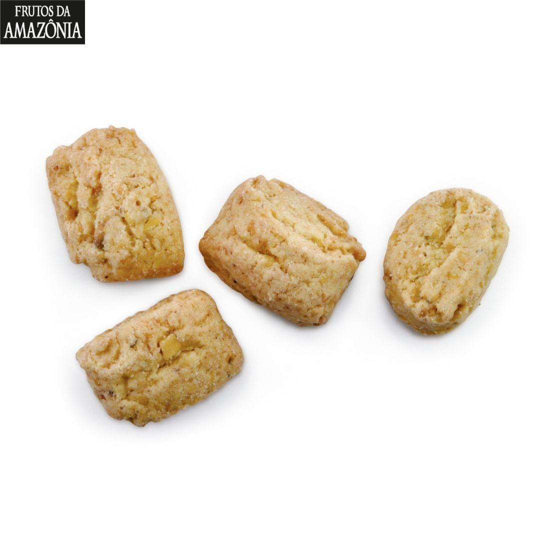 Biscoito de Castanha do Pará - 55g