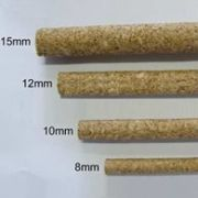 Poleiro Cortiça Branca 14 mm 3 pçs de 30 cm