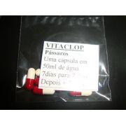 Vitatop -(prevenção da coccidiose) 10 capsulas