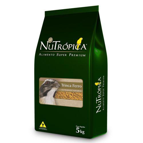Nutrópica Trinca Ferro Natural - 5 Kg