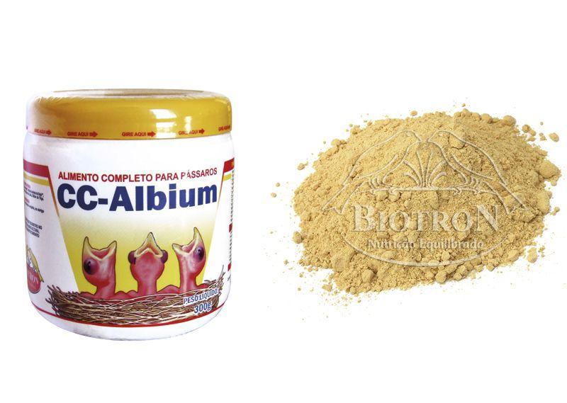 Papa filhote CC Albium 250 g