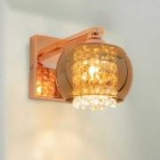 ARANDELA CASUAL LIGHT QAR1281-CO DUBILN 1L G9 130X190X160MM COBRE
