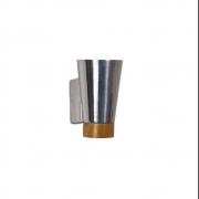 Arandela Spot Line LONDON 660/1 Conica Foco 10X17cm 1 E 27 Alumínio