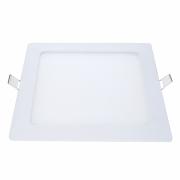 PAINEL DE LED DE EMBUTIR 17X17 12W - AMARELA (3000K)