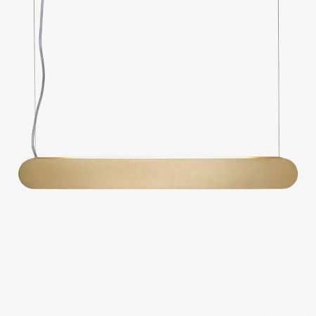 PENDENTE BARRA LINEAR  70cm  GOLDEN-ART - T620-70
