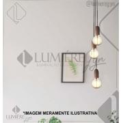 PENDENTE DE CONCRETO  PD751 CASUAL LIGHT