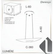 PENDENTE LED OLD ARTISAN PD-5375 220w