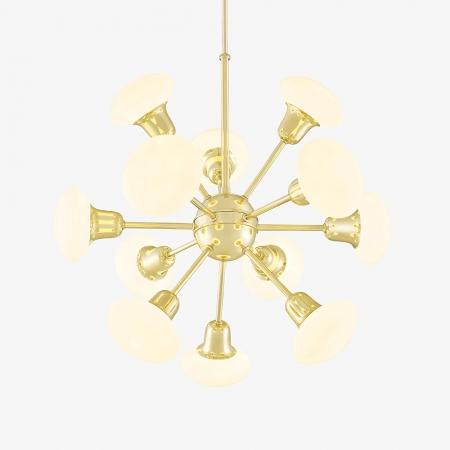 PENDENTE ROID  12 Ø54cm  GOLDEN-ART - T2801-12