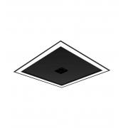 PERFIL EMBUTIR DUPLO LED NEWLINE EM0127LED3 FIT EDGE 33,6W 3000K BIVOLT 420X420X40MM