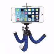 Mini Tripé Flexível Para Celular Câmeras