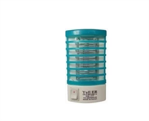 Espanta Mosquito Eletrônico Lampada Noturna Mata Pernilongo