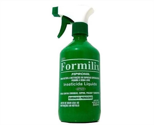 Formilix Aplicador 500ml Inseticida Líquido Original