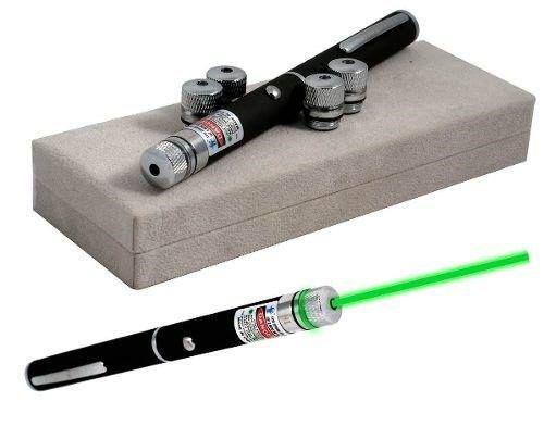 Mini Sabre Laser Verde Green 8.000 Mw Lanterna Alcance Longo