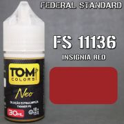FS 11136 Insignia Red