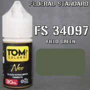 FS 34097 Field Green