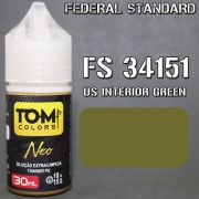 FS 34151 U.S. Interior Green