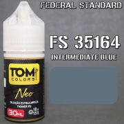 FS 35164 US Navy Intermediate Blue