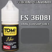 FS 36081 Dark Gunship Grey