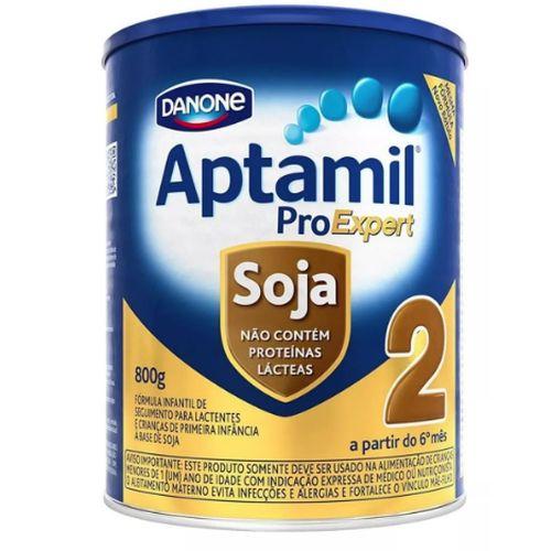 Aptamil Pro Expert Soja 2 800g