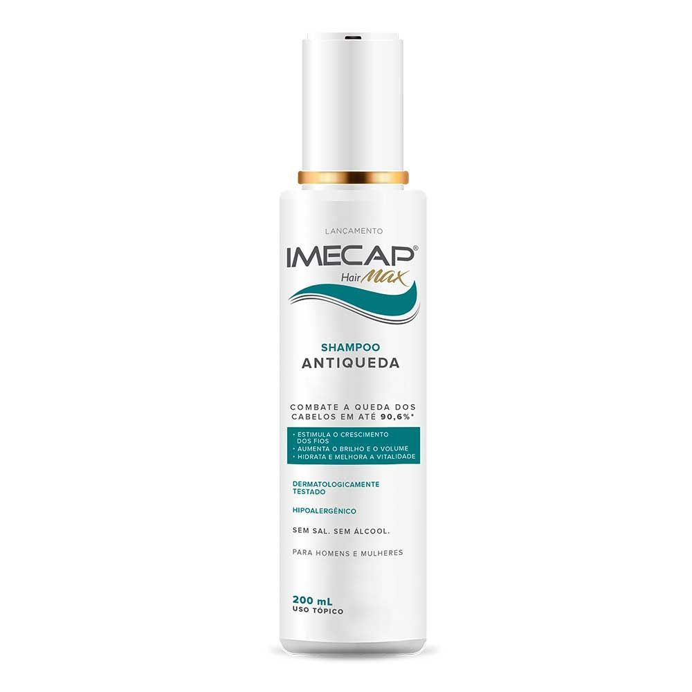 Imecap Hair Max - Shampoo Antiqueda 200ml
