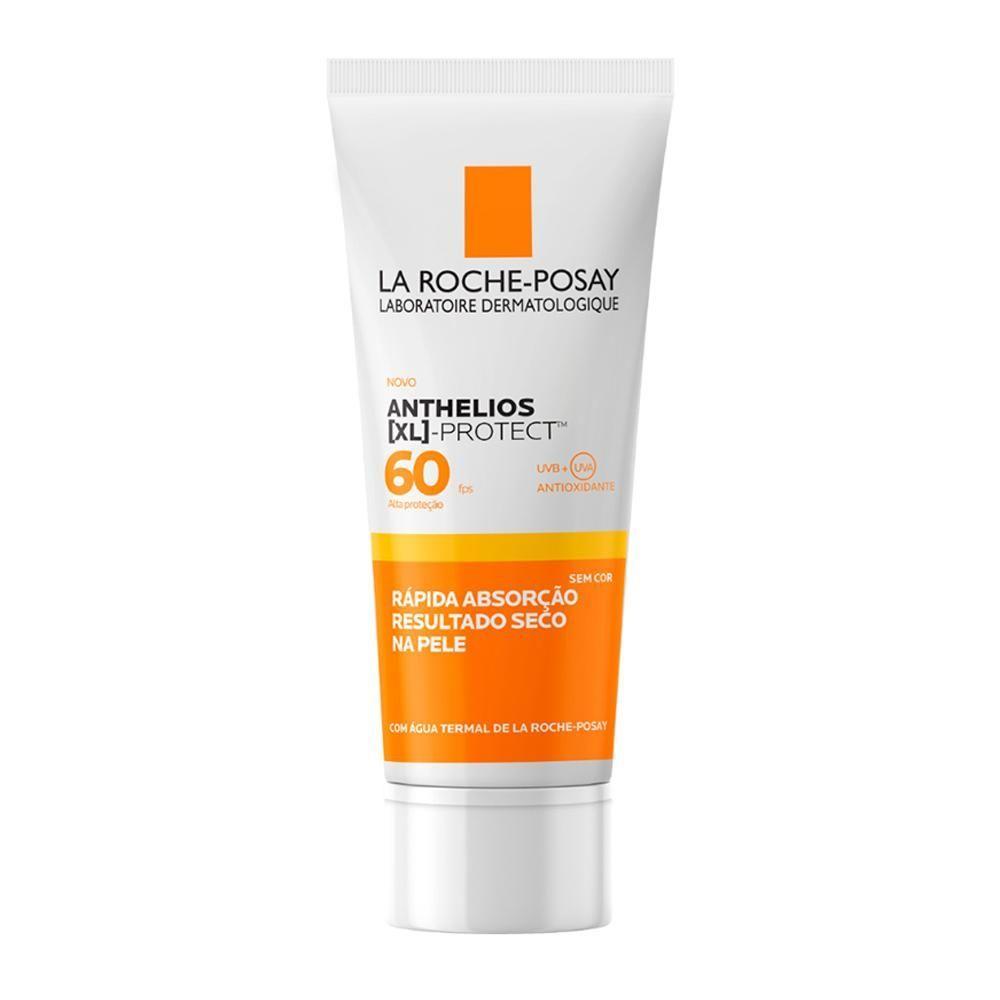 Protetor Solar Facial Anthelios XL-Protect FPS 60 Gel Creme com 40g