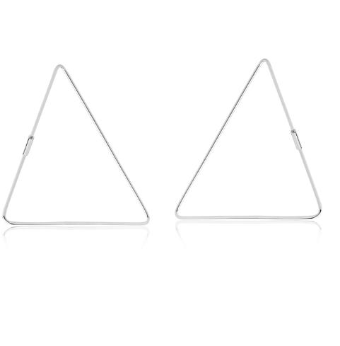Brinco Geo Triângulo