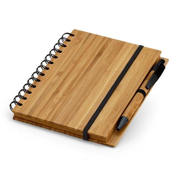Caderno em Bambu REF.: 93485