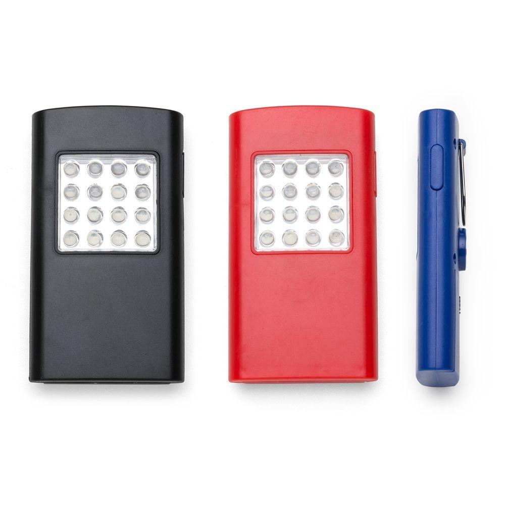 Lanterna Plástica com Imã REF.: 12906