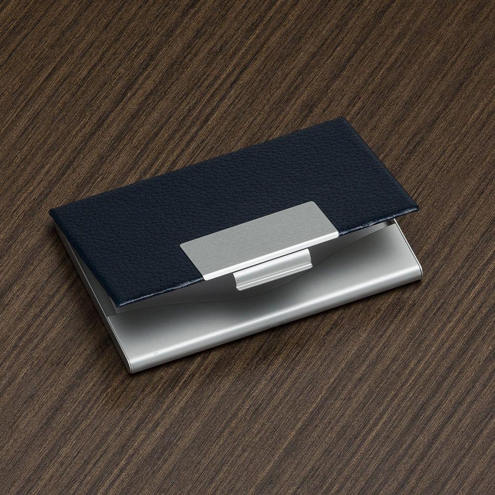 Porta Cartão de Couro REF.: 04480